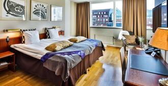 第一约尔延柯克酒店 - 马尔默 - 睡房