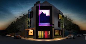 依帕内玛海滩旅舍 - 里约热内卢 - 建筑
