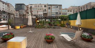 巴塞罗那玛丽亚住宿加早餐旅馆 - 巴塞罗那 - 露台