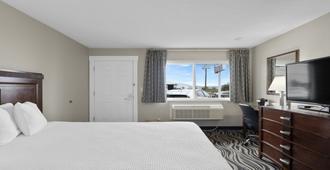 阿斯托利亚万州汽车旅馆 - 阿斯托里亚 - 睡房