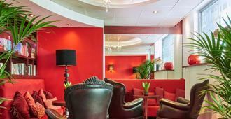 巴黎埃菲尔铁塔米拉波桥美居酒店 - 巴黎 - 休息厅