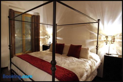 艾尔苏诺水疗酒店 - 普埃布拉 - 睡房