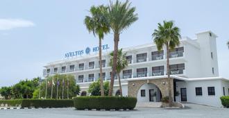 斯维托斯酒店 - 拉纳卡 - 建筑