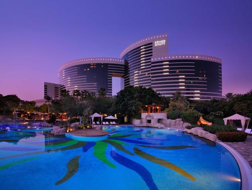 迪拜君悦酒店 - 迪拜 - 建筑