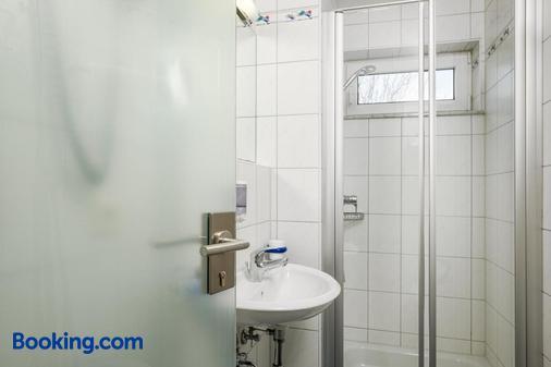 神话酒店 - 拉斯特 - 浴室