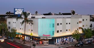 比佛利劳雷尔汽车旅馆 - 洛杉矶 - 建筑