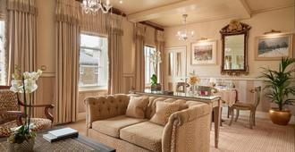 鲁本斯皇宫酒店 - 伦敦 - 客厅