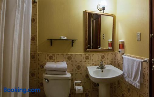 托斯卡纳旅舍 - 危地马拉 - 浴室