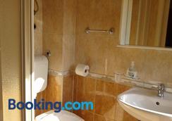 艾万西科旅馆 - 特罗吉尔 - 浴室