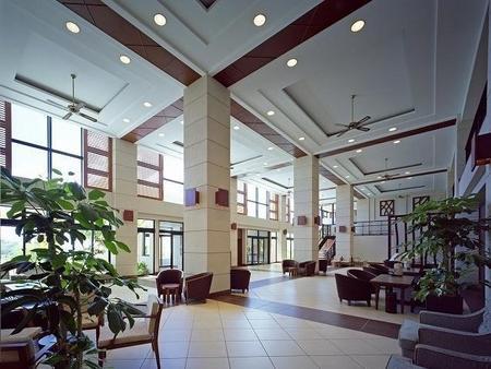 卡夫度假富着公寓酒店 - 恩纳 - 大厅