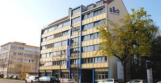 慕尼黑A&O莱姆酒店 - 慕尼黑 - 建筑