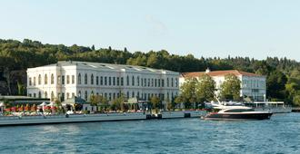 伊斯坦布尔博斯普鲁斯海峡四季酒店 - 伊斯坦布尔 - 户外景观