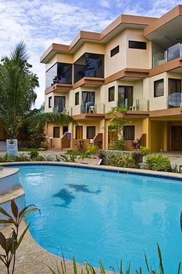 地平线海滩潜水度假酒店 - 邦劳 - 游泳池