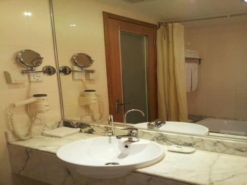 无锡运河大酒店 - 无锡 - 浴室