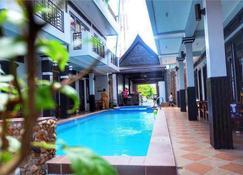 韦伯拉旅馆 - 贡布 - 游泳池