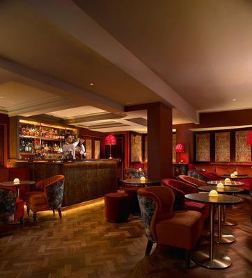 狄伦酒店 - 都柏林 - 酒吧