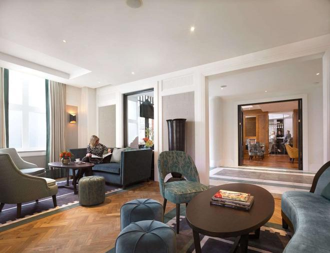 狄伦酒店 - 都柏林 - 大厅