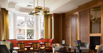 狄伦酒店 - 都柏林 - 休息厅