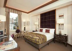 狄伦酒店 - 都柏林 - 睡房