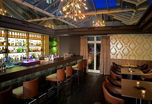 贝斯特韦斯特维多利亚酒店 - 弗莱堡 - 酒吧