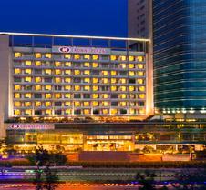 艾哈迈达巴德城中心皇冠假日酒店