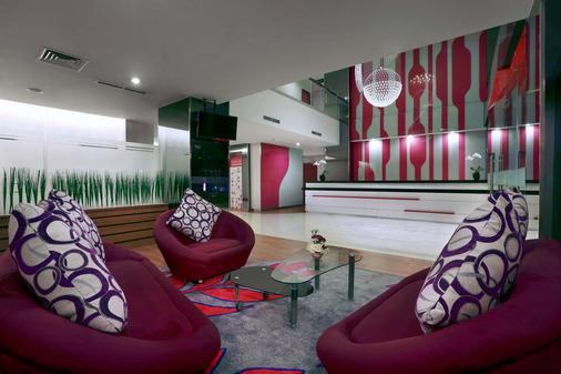 贝克西艾哈迈德亚尼最爱酒店 - 贝克西 - 大厅