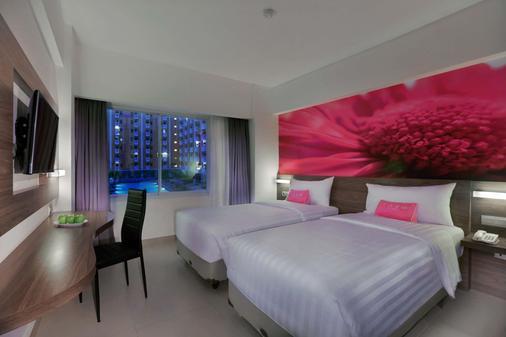 贝克西艾哈迈德亚尼最爱酒店 - 贝克西 - 睡房