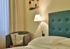 贝斯特韦斯特克里米亚酒店 - 都灵 - 睡房