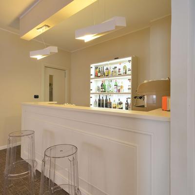 贝斯特韦斯特克里米亚酒店 - 都灵 - 酒吧
