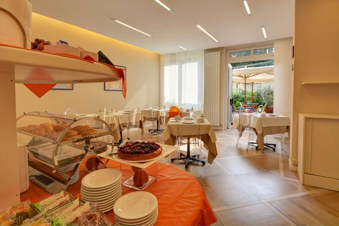 贝斯特韦斯特克里米亚酒店 - 都灵 - 自助餐
