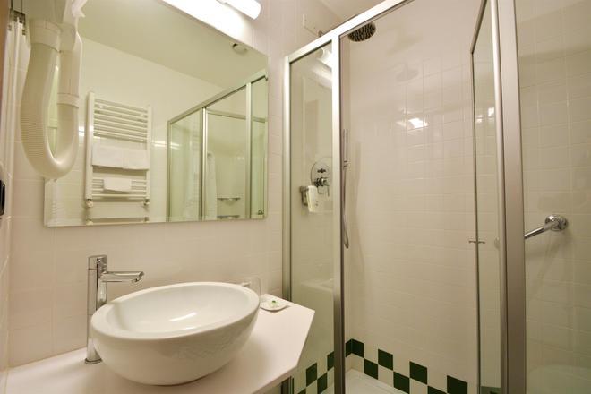 贝斯特韦斯特克里米亚酒店 - 都灵 - 浴室