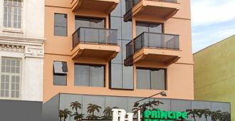 普林西比酒店 - 若因维利 - 建筑