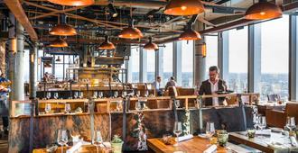 诺富特伦敦金丝雀码头酒店 - 伦敦 - 餐馆