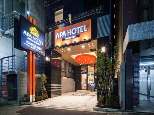 东新宿歌舞伎町阿帕酒店 - 东京 - 建筑