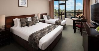 阿德雷德里吉斯南公园酒店 - 阿德莱德 - 睡房