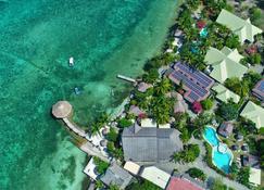 海豚之家温泉潜水度假村 - 莫阿尔博阿尔 - 户外景观