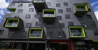 墨尔本艺术系列卡伦酒店 - 墨尔本 - 建筑