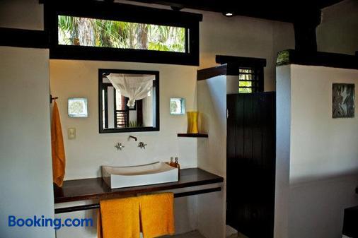 塞尔瓦海滩酒店 - 图卢姆 - 浴室