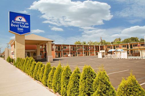 彭德尔顿美洲最佳价值酒店 - 彭德尔顿 - 建筑