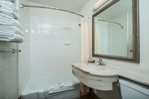 彭德尔顿美洲最佳价值酒店 - 彭德尔顿 - 浴室