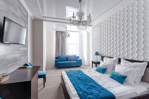 赫耳墨斯酒店 - 敖德萨 - 睡房