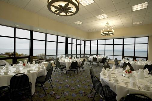 艾治沃特酒店和水上乐园 - 德卢斯 - 宴会厅