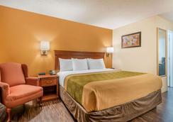 路易斯维尔市中心伊克诺旅店 - 路易斯威尔 - 睡房