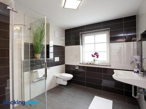 中央城旅馆 - 福森 - 浴室