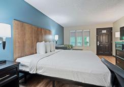 西雅图-雷蒙德美国长住酒店 - 贝尔维尤 - 睡房