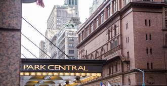 纽约市中央公园酒店 - 纽约 - 户外景观