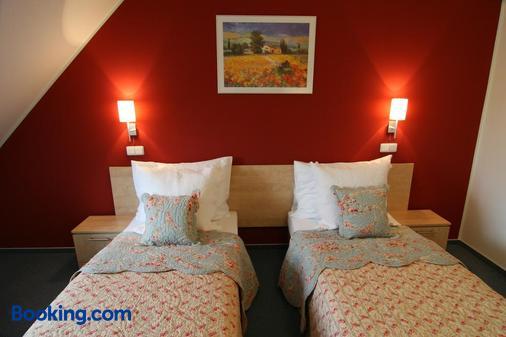什瓦斯嘉堡酒店 - 布拉格 - 睡房