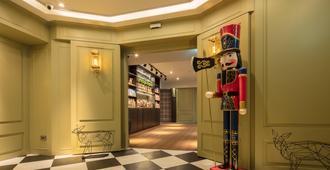 悠趣旅店 - 台北 - 大厅