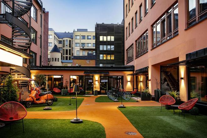 F6酒店 - 赫尔辛基 - 建筑