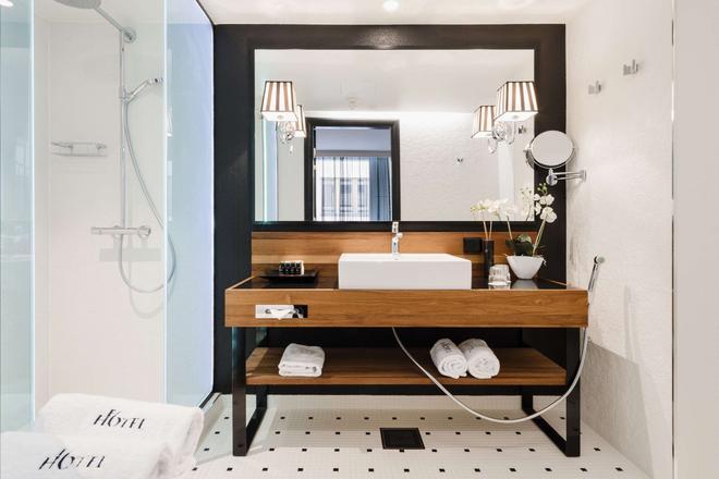 F6酒店 - 赫尔辛基 - 浴室